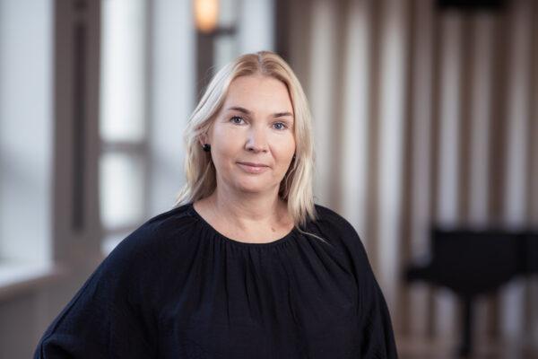 Angelika Portsmuth – hoolekogu esimees